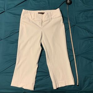 The limited brand crop pants